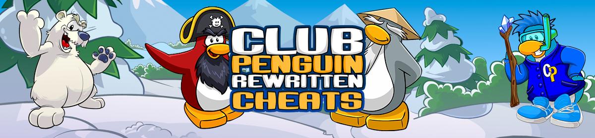 Club Penguin Rewritten Cheats 2021